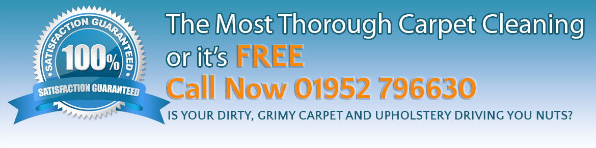 Carpet Cleaning Telford